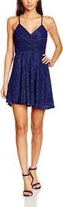 Granatowa sukienka new look