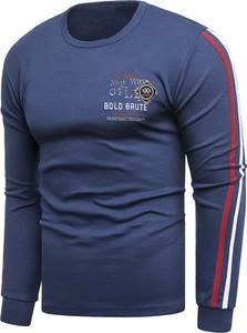 Niebieska bluza Risardi