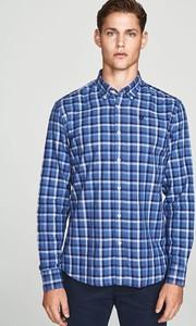 Niebieska koszula North Sails w stylu casual z bawełny
