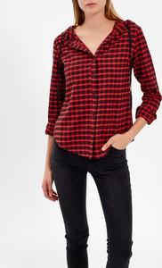koszula damska w kratę stylowo i modnie z Allani  sBtpd