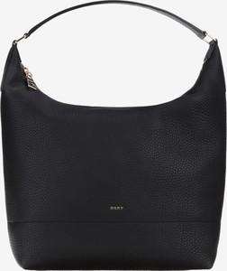 Torebka DKNY w stylu casual na ramię duża
