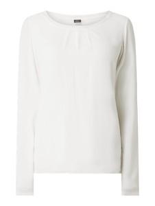 Bluzka S.Oliver Black Label w stylu casual z okrągłym dekoltem