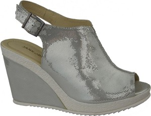 Sandały Jankobut z klamrami