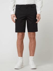 Spodnie Hugo Boss z bawełny