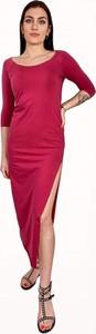 Czerwona sukienka Byinsomnia
