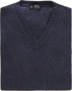 Sweter Breuer z dżerseju