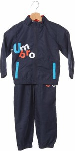 Niebieski dres dziecięcy Umbro