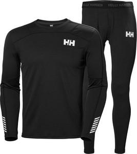Bielizna termoaktywna męska Lifa Active Set Helly Hansen (black)