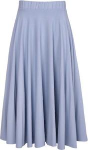 Niebieska spódnica Veva