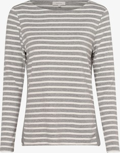 T-shirt Apriori z okrągłym dekoltem z długim rękawem w stylu casual
