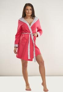 6cd111c6f2deea szlafrok frotte damski 100 bawełna - stylowo i modnie z Allani