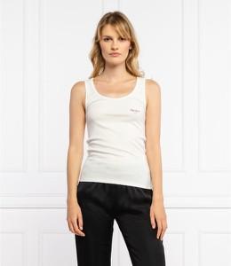 Top Pepe Jeans w stylu casual z okrągłym dekoltem