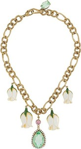 Dolce & Gabbana BLOOMING FLOWERS NECKLACE