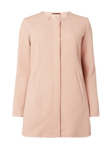 Różowy płaszcz ONLY Carmakoma