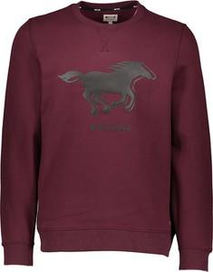 Bluza Mustang z nadrukiem
