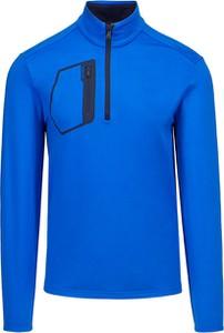 Niebieska bluza Ralph Lauren z tkaniny