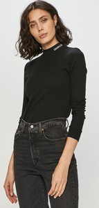 Bluzka Calvin Klein z długim rękawem