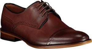 Brązowe buty Lavard