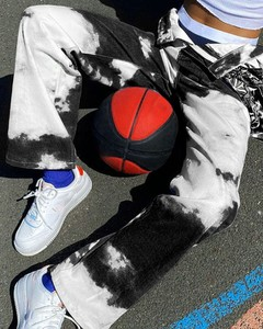 Czarne spodnie Kendallme