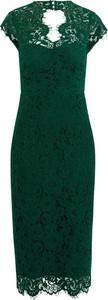 Zielona sukienka Ivy & Oak midi