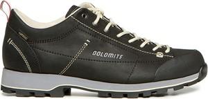 Buty trekkingowe Dolomite sznurowane w sportowym stylu
