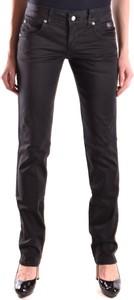 Czarne jeansy Roy Roger`s President`s z bawełny