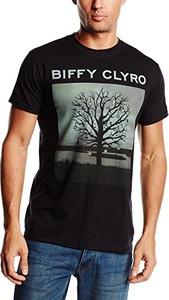 T-shirt Biffy Clyro w młodzieżowym stylu