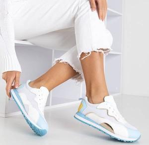 Buty sportowe Royalfashion.pl sznurowane