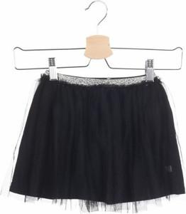 Czarna spódniczka dziewczęca Småfolk