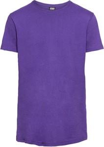 T-shirt Urban Classics z bawełny w stylu casual z krótkim rękawem
