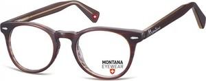 Stylion Okragle oprawki optyczne, korekcyjne Montana MA95B
