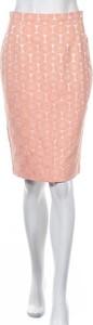 Różowa spódnica Oasis midi