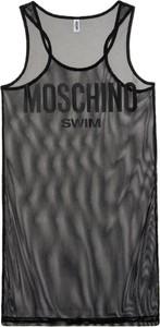 Czarna bluzka Moschino