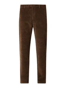 Spodnie Christian Berg Men z bawełny w stylu casual