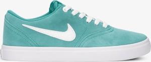 Trampki Nike z płaską podeszwą sznurowane