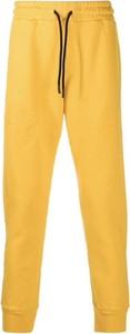Żółte spodnie dziecięce Paura