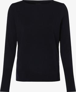 Czarny sweter Marc O'Polo z kaszmiru