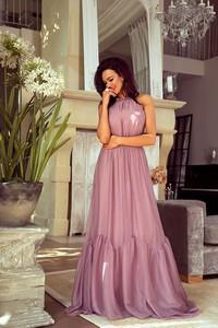 Sukienka Emo Sukienki bez rękawów maxi