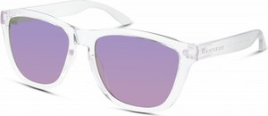 Srebrne okulary damskie Hawkers