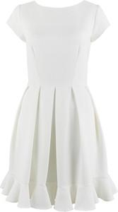Sukienka Closet z krótkim rękawem z okrągłym dekoltem