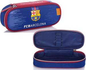 Astra Piórnik szkolny / etui na 1 zamek FC Barcelona FC-228 Blaugrana