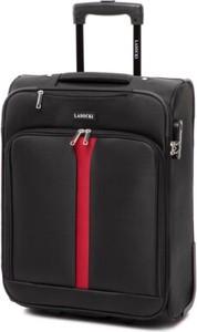 Czarna walizka Lasocki