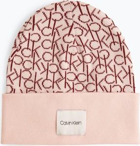 Czapka Calvin Klein w stylu casual