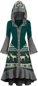 Sukienka Cikelly w stylu casual midi