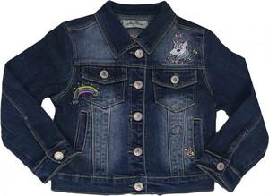 Granatowa kurtka dziecięca Petit Boutique - Moda Dziecięca