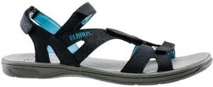 Sandały Elbrus na rzepy w stylu casual