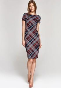 Sukienka Colett z krótkim rękawem