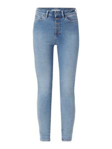 Jeansy Tommy Hilfiger w street stylu z jeansu