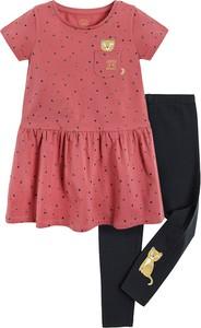Sukienka dziewczęca Cool Club w groszki