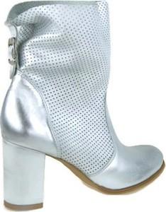 Botki Lewski shoes na obcasie